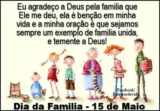 Mensagem Para Família O Bem Mais Precioso Que Deus Nos: Dia Internacional Da Família Imagens, Mensagens E Frases