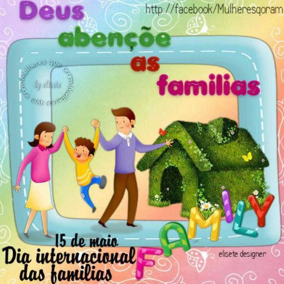 Dia Internacional da Família Imagem 4
