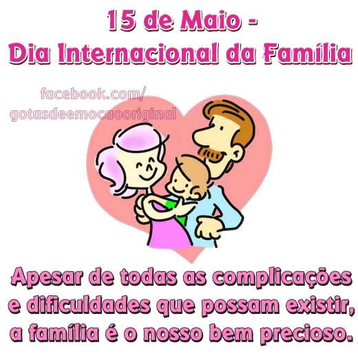 Dia Internacional da Família Imagem 5