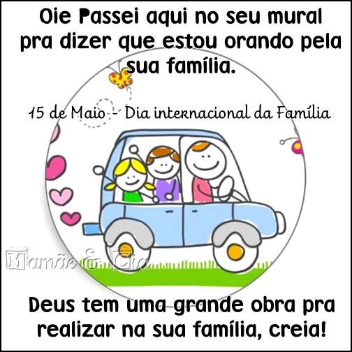 Dia Internacional da Família Imagem 7