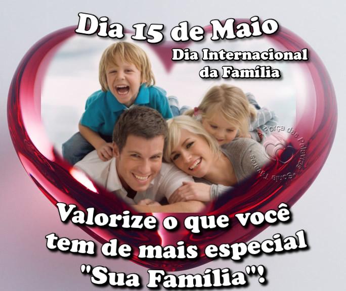 Dia Internacional da Família Imagem 2