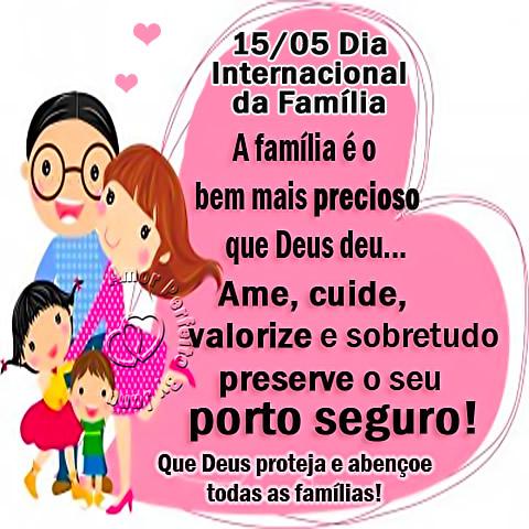 Dia Internacional da Família Imagem 3