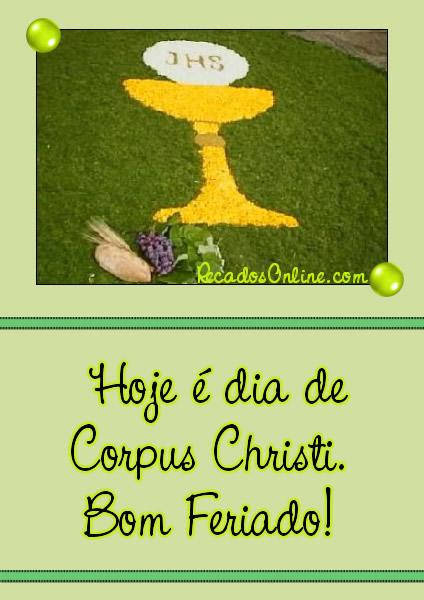 Dia de Corpus Christi imagem 5