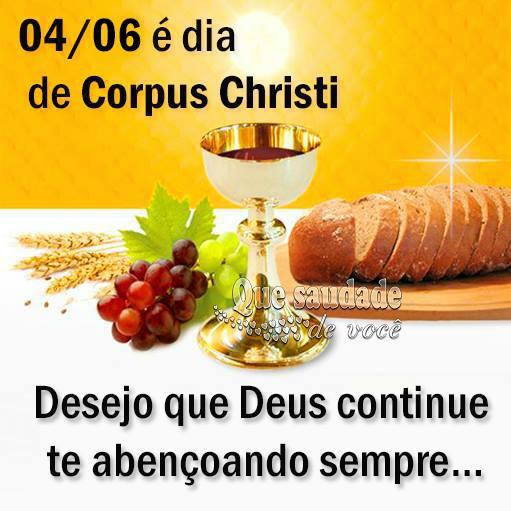 Dia de Corpus Christi Imagem 1