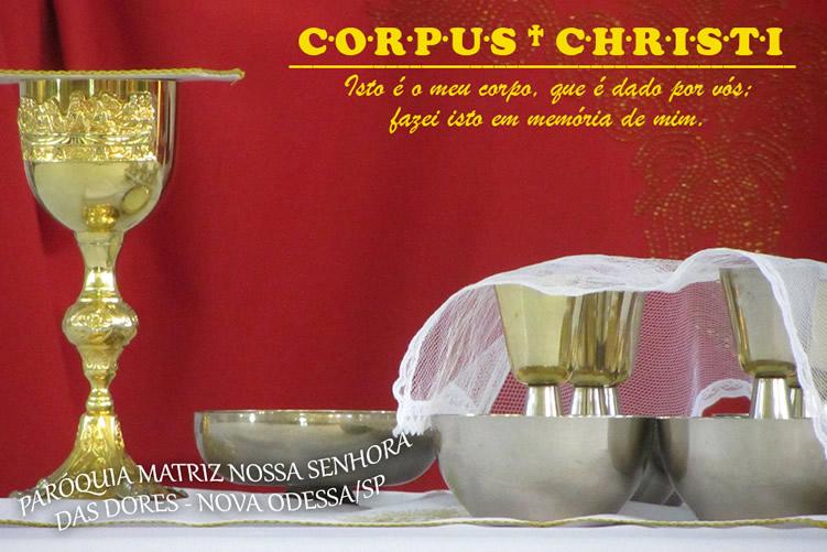 Dia de Corpus Christi Imagem 2