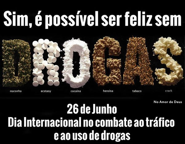 Dia do Combate às Drogas Imagem 2