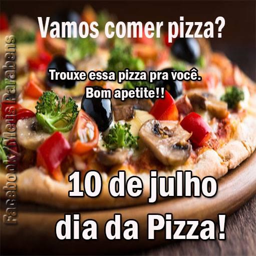Dia da Pizza Imagem 3
