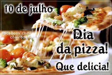 Dia da Pizza imagem 1