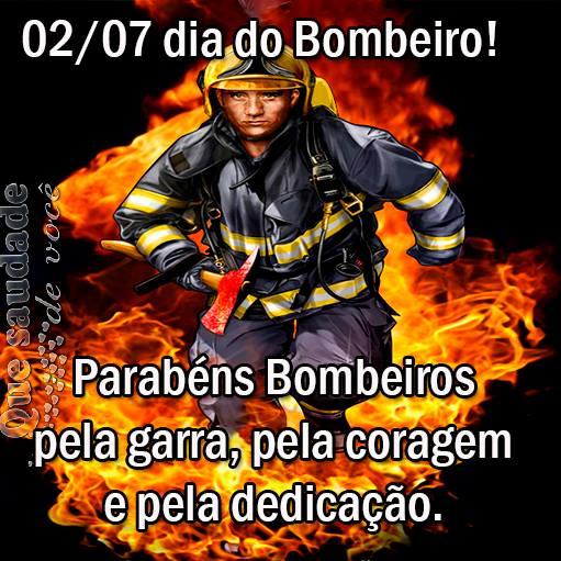 Dia do Bombeiro Imagem 1