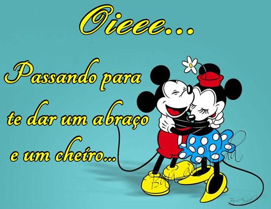 Mickey e Minnie imagem 1