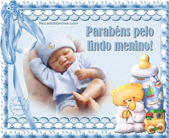 Parabéns pelo Bebê