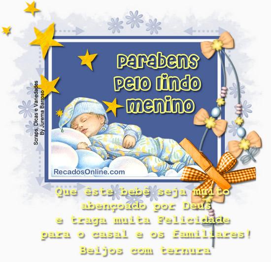 Parabéns pelo Bebê Imagem 8