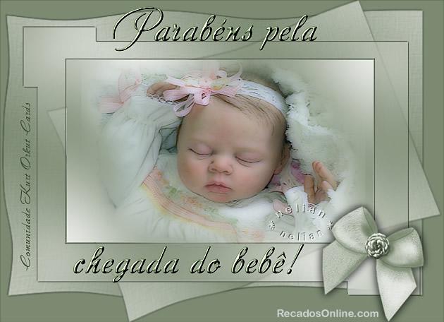 Parabéns pelo Bebê Imagem 2