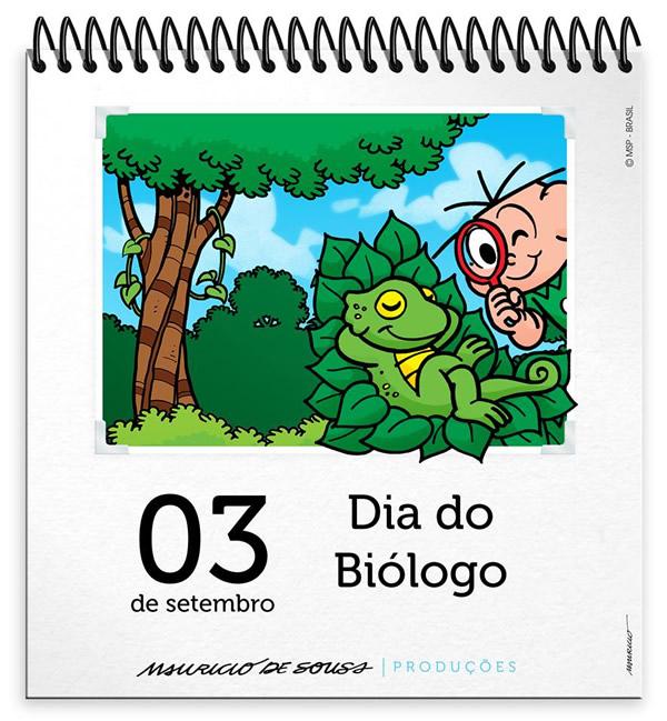 03 de Setembro Dia do Biólogo