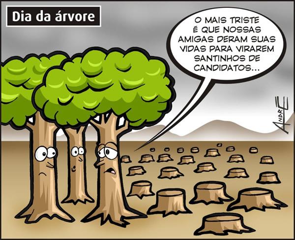 Dia da Árvore Imagem 9