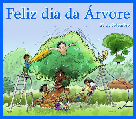 Dia da Árvore Imagem 4