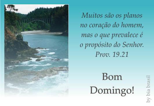 Imagens e Frases de Domingo