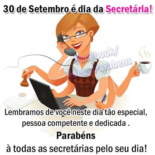 Dia da Secretária Imagem 2