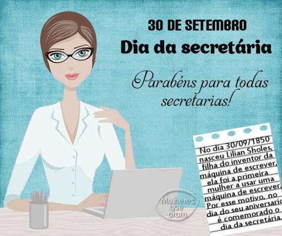 Dia da Secretária Imagem 3