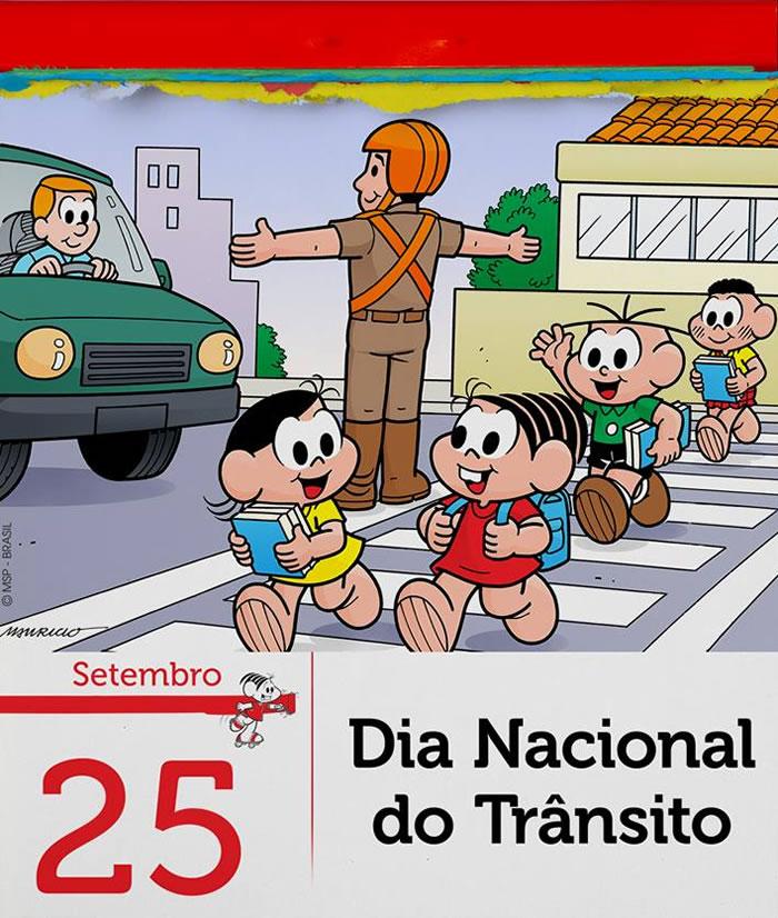 Dia do Trânsito imagem 2