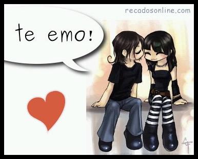 Te Amo (Simples)