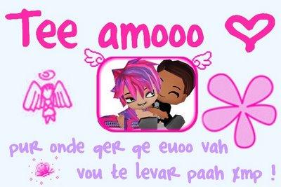 Te Amo (Simples) Imagem 7