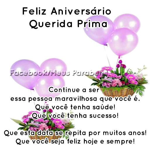 Foto De Feliz Aniversario De Prima Imagui