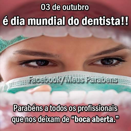 Dia Mundial do Dentista Imagem 2