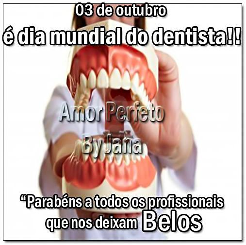 Dia Mundial do Dentista imagem 5