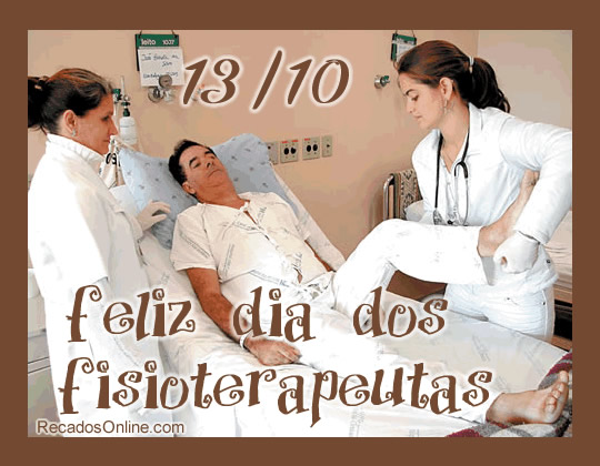 13 de Outubro Feliz Dia dos...