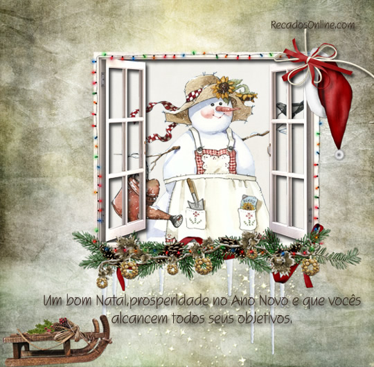 Natal & Ano Novo
