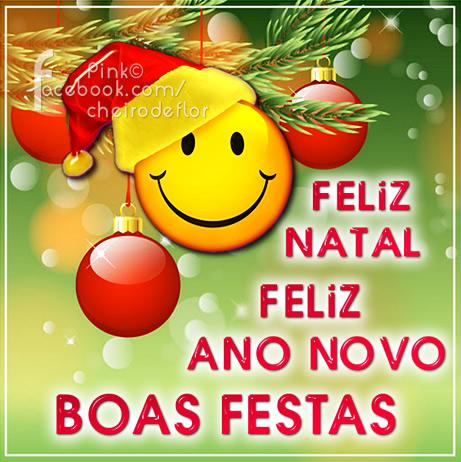 Feliz Natal. Feliz Ano Novo. Boas Festas.