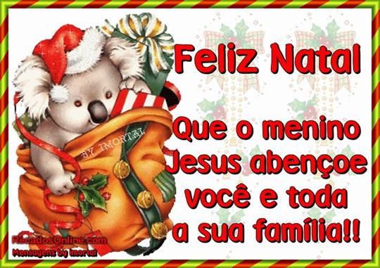 Deus Abençoe Você E Toda A Sua Família: Feliz Natal Que O Menino Jesus Abençoe Você E Toda A Sua