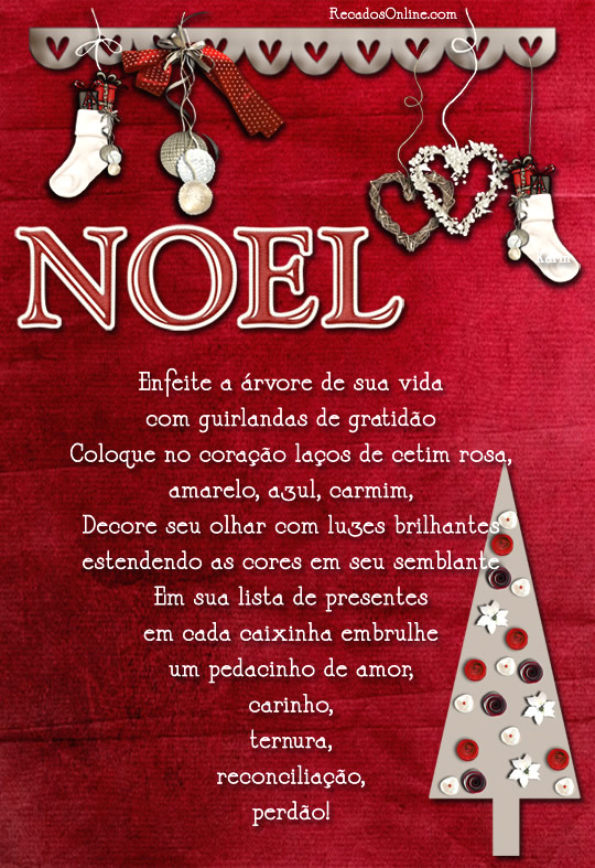 Natal & Amor Imagem 9