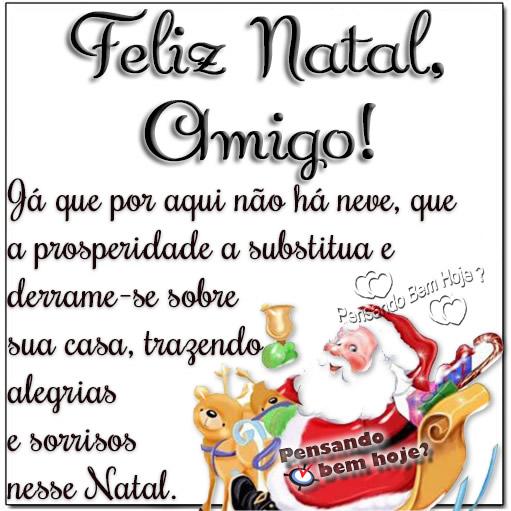 Natal entre Amigos Imagem 8
