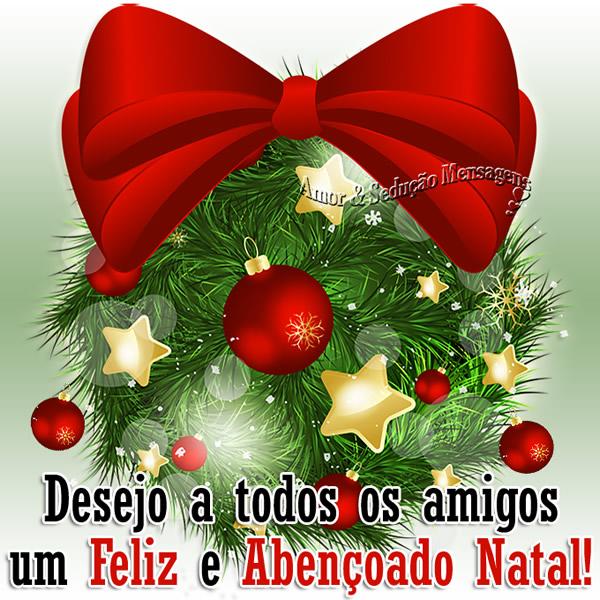 Natal entre Amigos Imagem 1