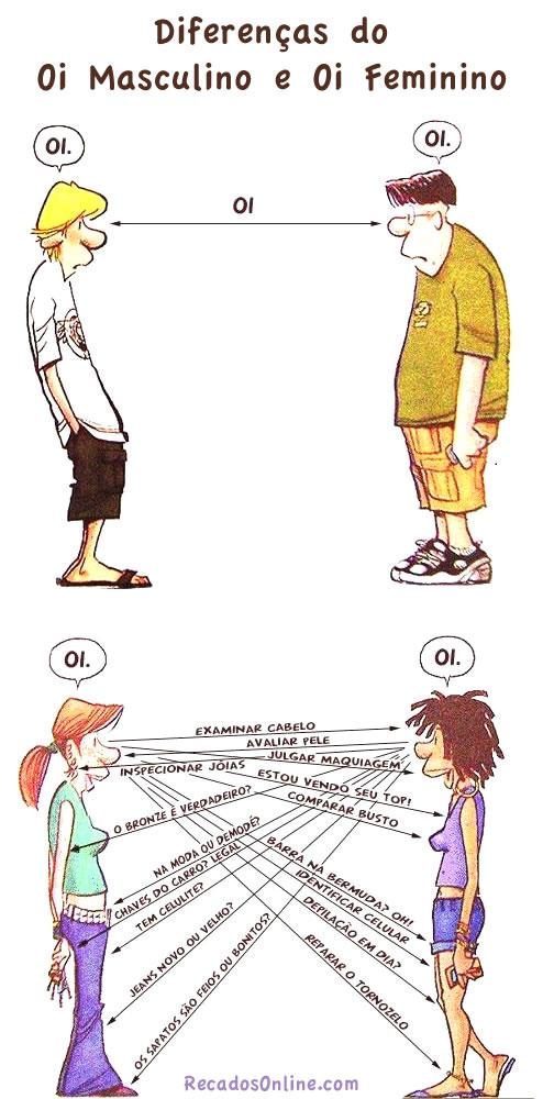 Machismo vs Feminismo Imagem 8