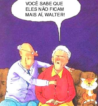 Humor com Velhinhos Imagem 2