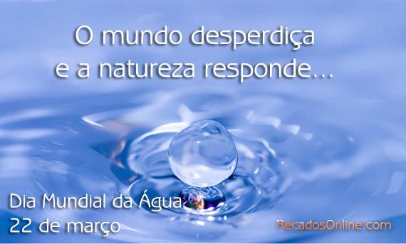 Dia Mundial da Água Imagem 9