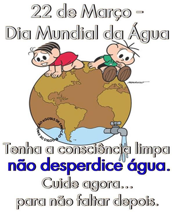 Dia Mundial da Água Imagem 6