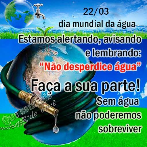 Dia Mundial da Água Imagem 3