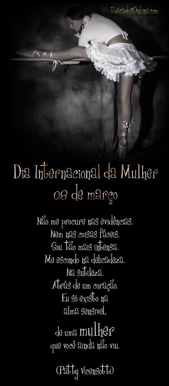 Dia internacional da mulher 08...