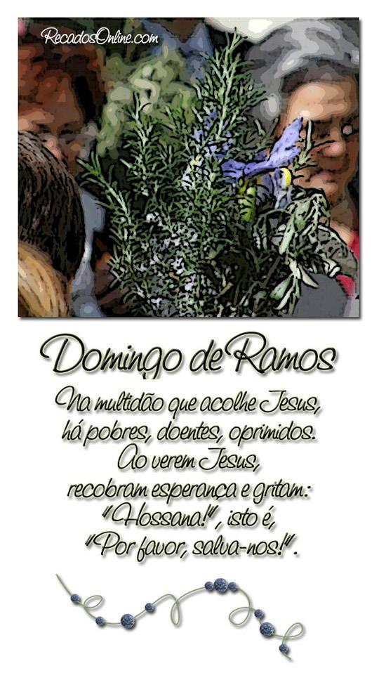 Domingo de Ramos Imagem 8