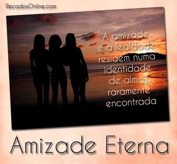 Amizade Eterna Imagem 1