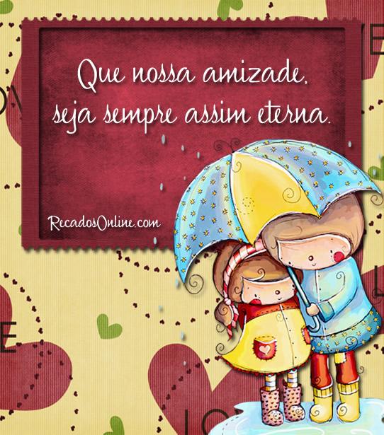 Amizade Eterna Imagem 3