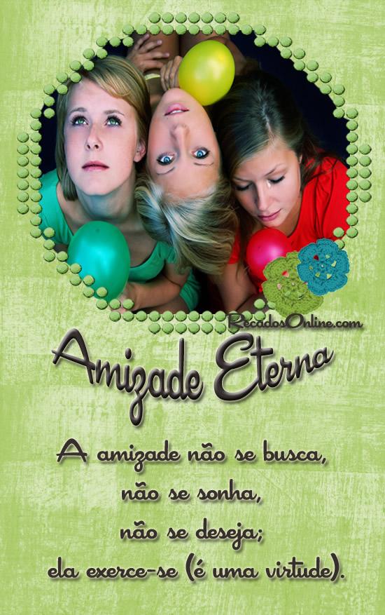 Amizade Eterna Imagem 10