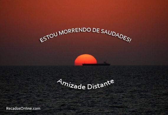 Amizade Distante Imagem 4