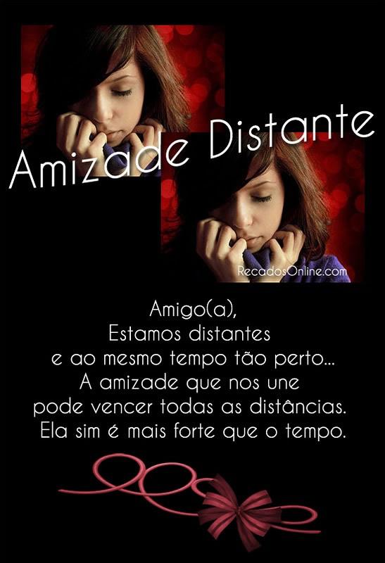 Amizade Distante Imagem 10