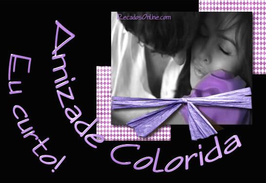 Amizade Colorida Imagem 4