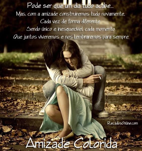 Amizade Colorida Imagem 6